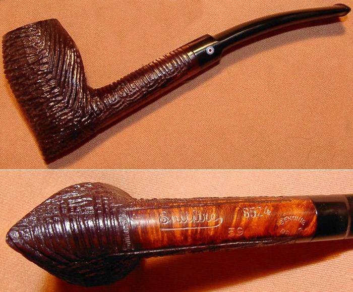 sasieni fantail pipes